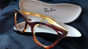 Ray Ban Cat Eye RX frames RB5226