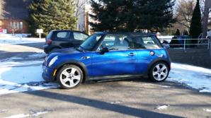 Mini Cooper S 2005 supercharged