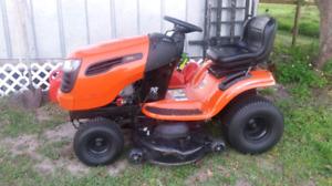 20 hp Ariens riding lawn mower