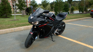2015 Yamaha R3 excellent condition