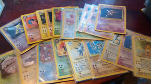 Pokemon and YuGiOh Cards
