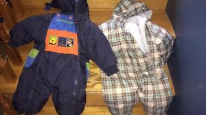 Baby boy clothes and stuff