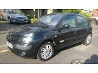 2004 Renault Clio 1.6 16v Initiale 5dr