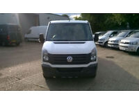 Volkswagen Crafter Double Cab Dropside 2.0TDI ( 109PS ) ETG 2016MY CR35 LWB