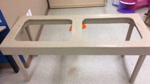 Sand or water table