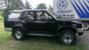 Looking for a Toyota TECH. for a '95 4 RUNNER