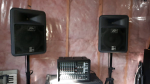 PROFESSIONAL PA SYSTEM