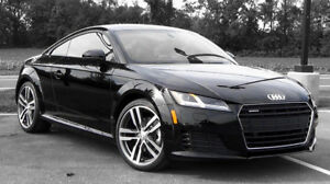 LEASE TAKEOVER-AUDI TT 2016- only one year left on the lease