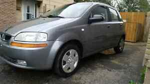 Low Kms 119k  Certified and Etested 2006 Pontiac Wave