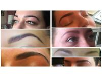 Beautician available brow wax, tint and lash tint £10!!