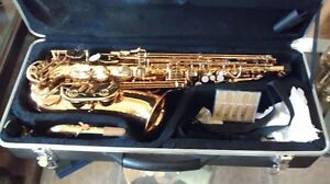 Brand new Alto and an old tenor Make an offer !!!!!!!!