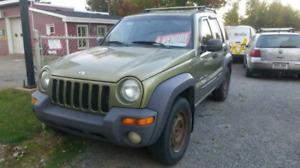 Jeep Liberty 2003 1800$