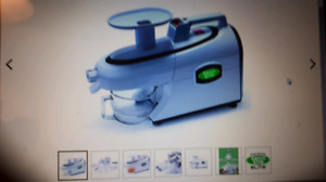 Juicer ,extractor and pasta maker