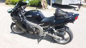 2007 Kawasaki ZZR 600
