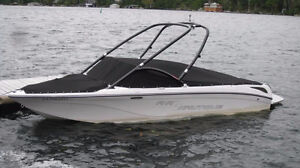 Great Crossover boat Wakeboard/ ski /surf Peterborough Peterborough Area image 1