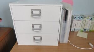 Craft Storage Drawers