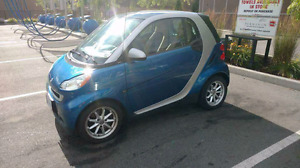 2009 Smart fortwo passion low KM