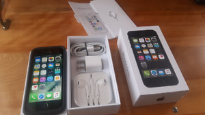 Iphone 5s 16GB  ( Telus & Koodo)