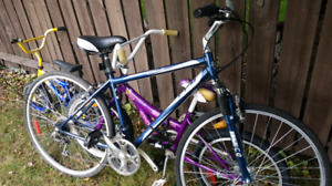 WANTED FREE BIKES