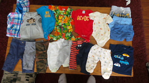 Baby clothes  0-3 months -boys
