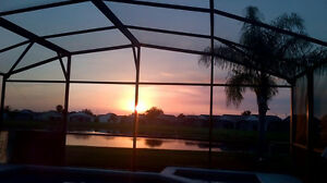 Kissimmee Sunset Villa Rental