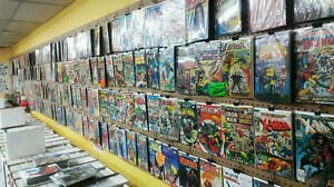 COME TO AARDVARK COMICS   A COLLECTORS FIRST STOP Kitchener / Waterloo Kitchener Area image 5
