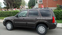 2006 Mazda Tribute Suv--no tax, sold by owner!