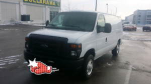 Ford E150 sale AS IS