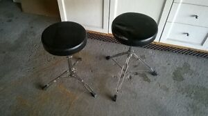 Drum thrones...20.00 ea or both for 30.00