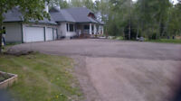 Acreage Driveways and Small Parking Lots