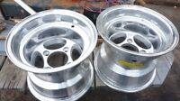 itp atv wheels for honda,suzuki,kawasaki race models