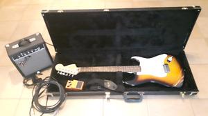 Guitare Fender stratosphere Squier