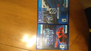 Two PS4 VR Games Brand new