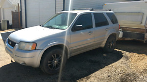2003 Ford Escape Limited $1200
