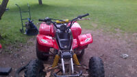 1994 yamaha blaster runns and drives 1200 firm