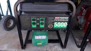 Coleman PowerBase 5000watt. 6250 Peak power