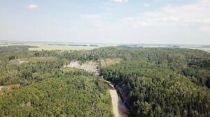 159 Acres - Zoned AG/Classed Residential/South of Beaverlodge