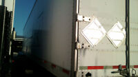 2005 Utility reefer trailer 53' with Carrier