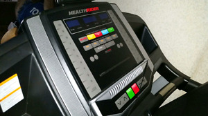 Treadmill for sale!! With speakers and tablet outlit