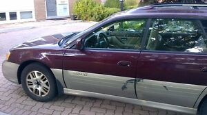2001 Subaru Other Outback H6 Wagon
