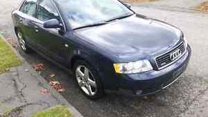Audi a4 3.0l quattro 4x4