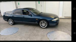 R33 gtst sedan sell or swap
