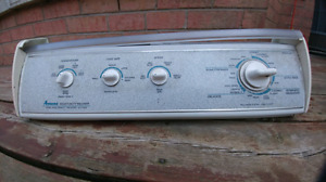 Amana Washer Timer and Control Panel