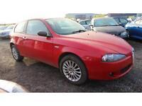 2005 55 ALFA ROMEO 147 1.9 JTD 16V LUSSO 3D 148 BHP DIESEL