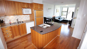 1723 Alberni Street West End Vancouver 1 bedroom plus den