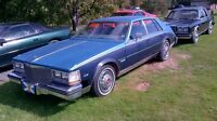 wanted a partscar for my caddy 1983 cadillac seville