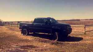 2007 Chevrolet 2500 LBZ Duramax classic lifted lotsof work$28obo