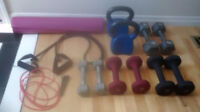 Mobile Personal Trainer for women