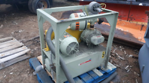 BLOWERS AND VACCUME PUMPS