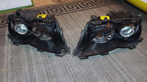 BMW E46 cat eye headlights